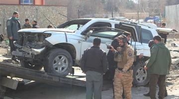 阿富汗开展空袭行动 至少15名武装分子丧生