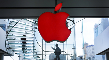 苹果夺回智能手机销售冠军