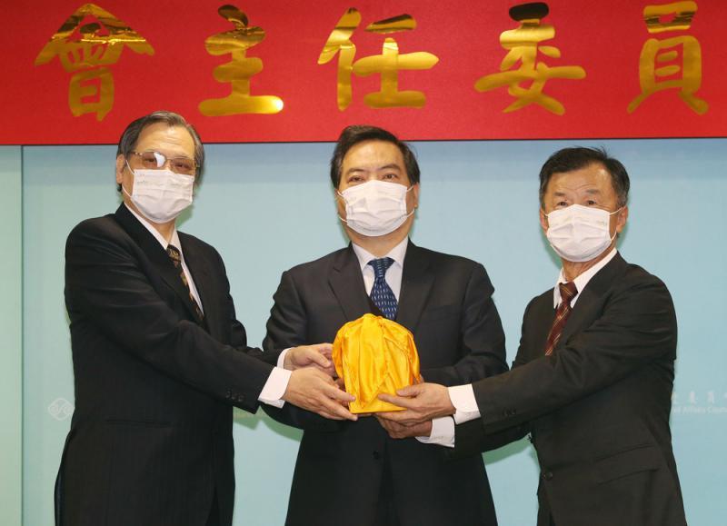 ?台海局势/邱太三掌陆委会 学者:两岸难有突破