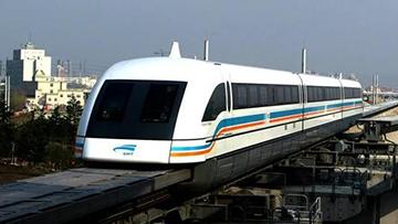 广深磁悬浮正式预留线路首曝光 广州到港只需20分钟