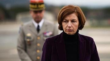 """法国防长为搅局南海辩解 竟称法国是""""印太国家"""""""
