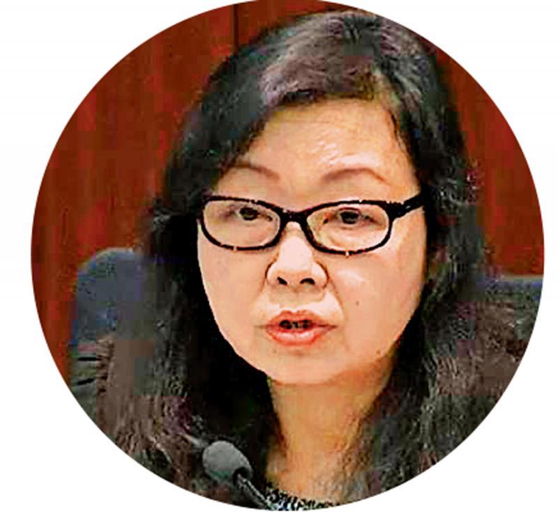冯秀娟续任立会秘书处法律顾问