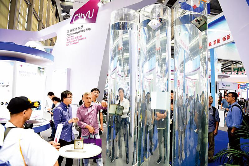 科研直接转化 服务香港产业转型