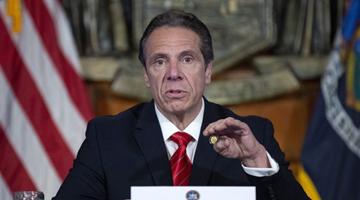 道歉但拒绝辞职!纽约州长库默回应性骚扰丑闻