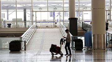 香港直飞北京旅客 必须持有核酸阴性证明