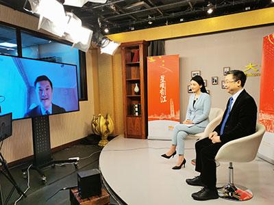 人大代表姚祖辉:促进民生领域机制对接 推大湾区高质量发展