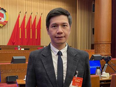 """全国政协委员吴杰庄:""""爱国者治港""""是香港经济发展的根本"""