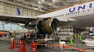 美调查机构:波音777事故与发动机金属疲劳有关
