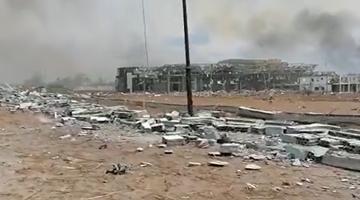 赤道几内亚爆炸致20死600伤,7名中国公民受轻伤