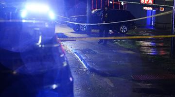美國(guo)亞特蘭大地區發(fa)生三起(qi)槍擊致8死 一嫌犯被拘