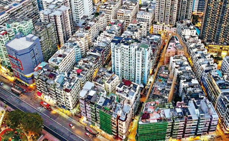 ?楼语纵横/经济重启在即 楼价或已见底\Q房网香港董事总经理 陈坤兴