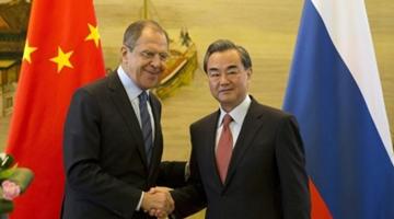 外交部回应中俄外长会晤:疫情形势下依然风雨无阻