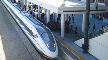 交通运输部:内地计划3年新增铁路里程3000公里