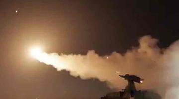 驻叙美军基地遭导弹袭击 美方称未造成人员伤亡
