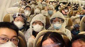 滞留在英港人下月底可回港 陈凯欣:提防外国输入病毒