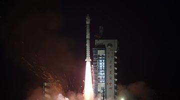 我国成功发射高分十二号02卫星