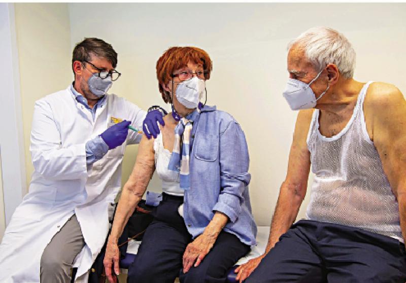 疫苗少接種慢 歐自食政治化惡果