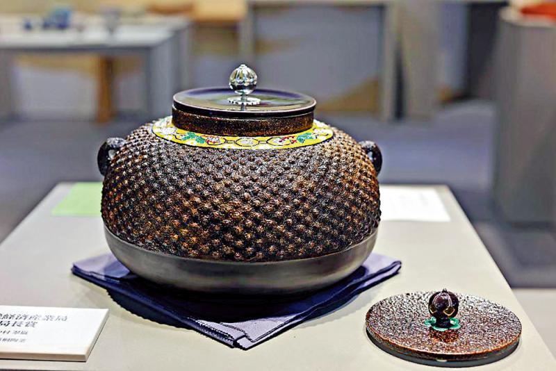 「京燒」展現日本傳統工藝