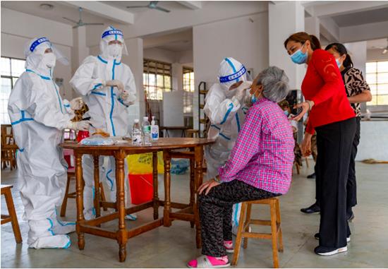 雲南新增15宗確診 瑞麗今起第二輪全員核酸檢測