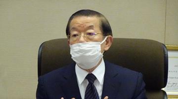 """台""""驻日代表""""称与日本执政党就台湾议题交换意见"""