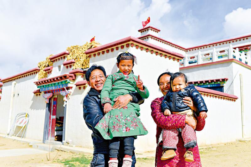 人間奇跡/中國減貧人口佔全球同期逾七成