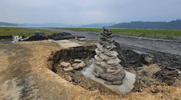 因应56年来最严重旱情 台湾实施分区供水