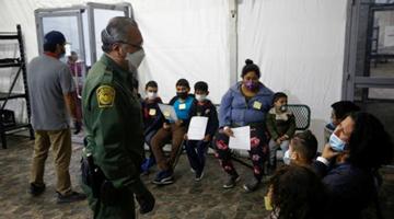 美政府公布数据:超2万名非法移民儿童被拘留