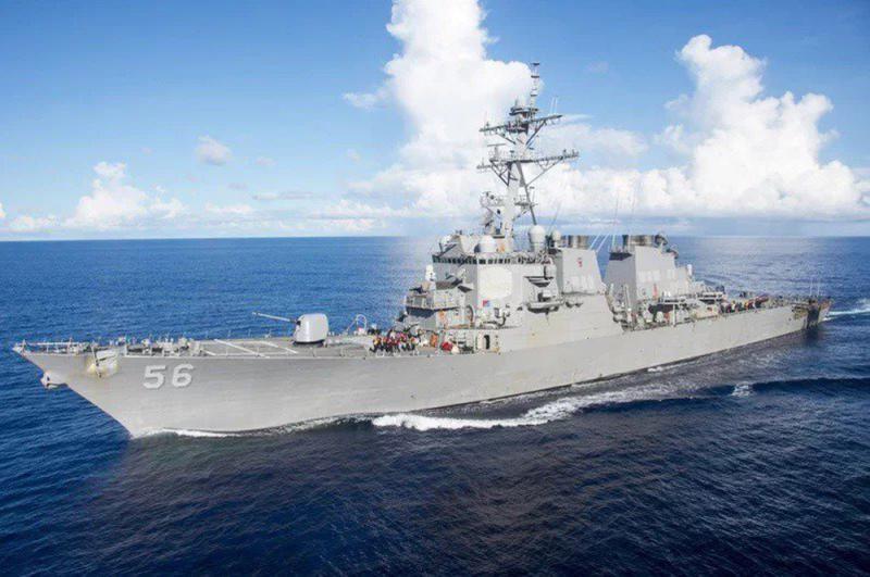 东部战区:美舰闯台海危害和平