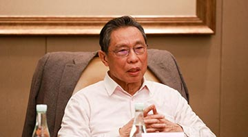 钟南山:接种疫苗是应对经济开放必然要求