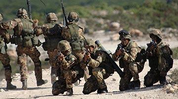 美军战斗部队将全部撤离伊拉克 具体时间表尚无定论