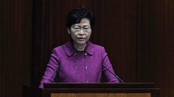 林郑月娥:将依法规管操纵及破坏选举行为