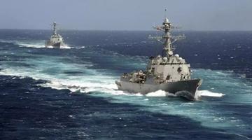 """日媒:防卫省高官称监视中国航母要""""万无一失"""""""
