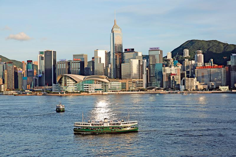 ?青年有话说/扭转乱象 再造一个新香港