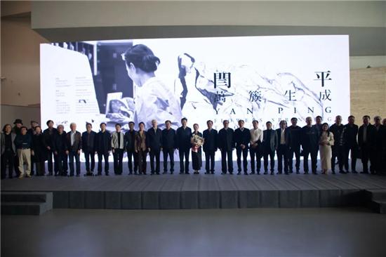 最有影響力女畫家,美協副主席:閆平十年來最大個展開展
