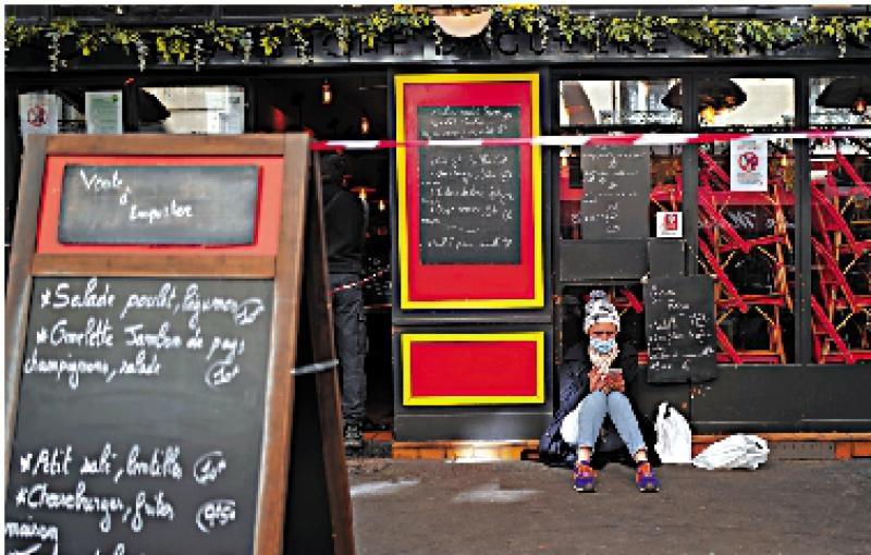 ?违例办百人宴 巴黎餐厅经理被捕