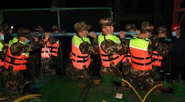 新疆呼图壁煤矿透水事故救援:大功率潜水泵送井下