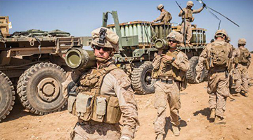 拜登决定驻阿富汗美军将于9月11日前撤出