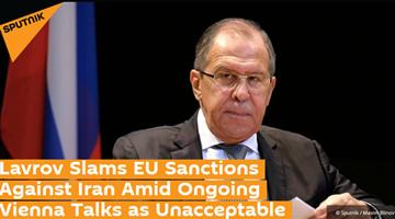 俄外长访问伊朗 喊话美国解除对伊制裁