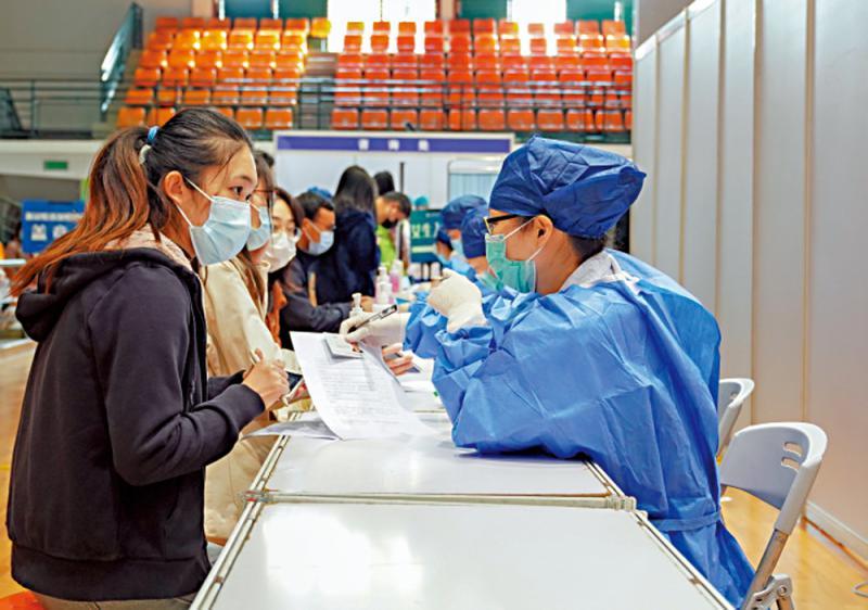 ?生物安全法生效 強化新發傳染病防控