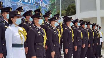 五大纪律部队训练学院联合开放 冀公众了解维护国安工作