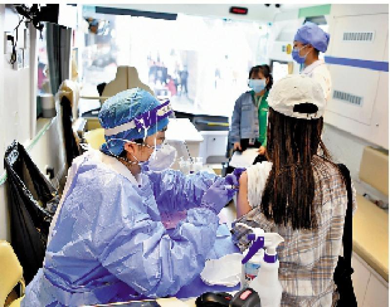 ?北京疾控:哺乳期女性可接种疫苗