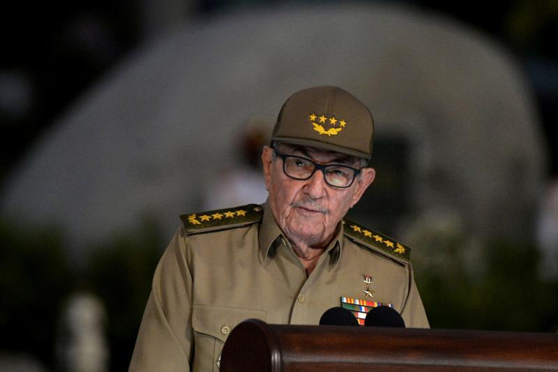 劳尔卸任古巴最高领导人