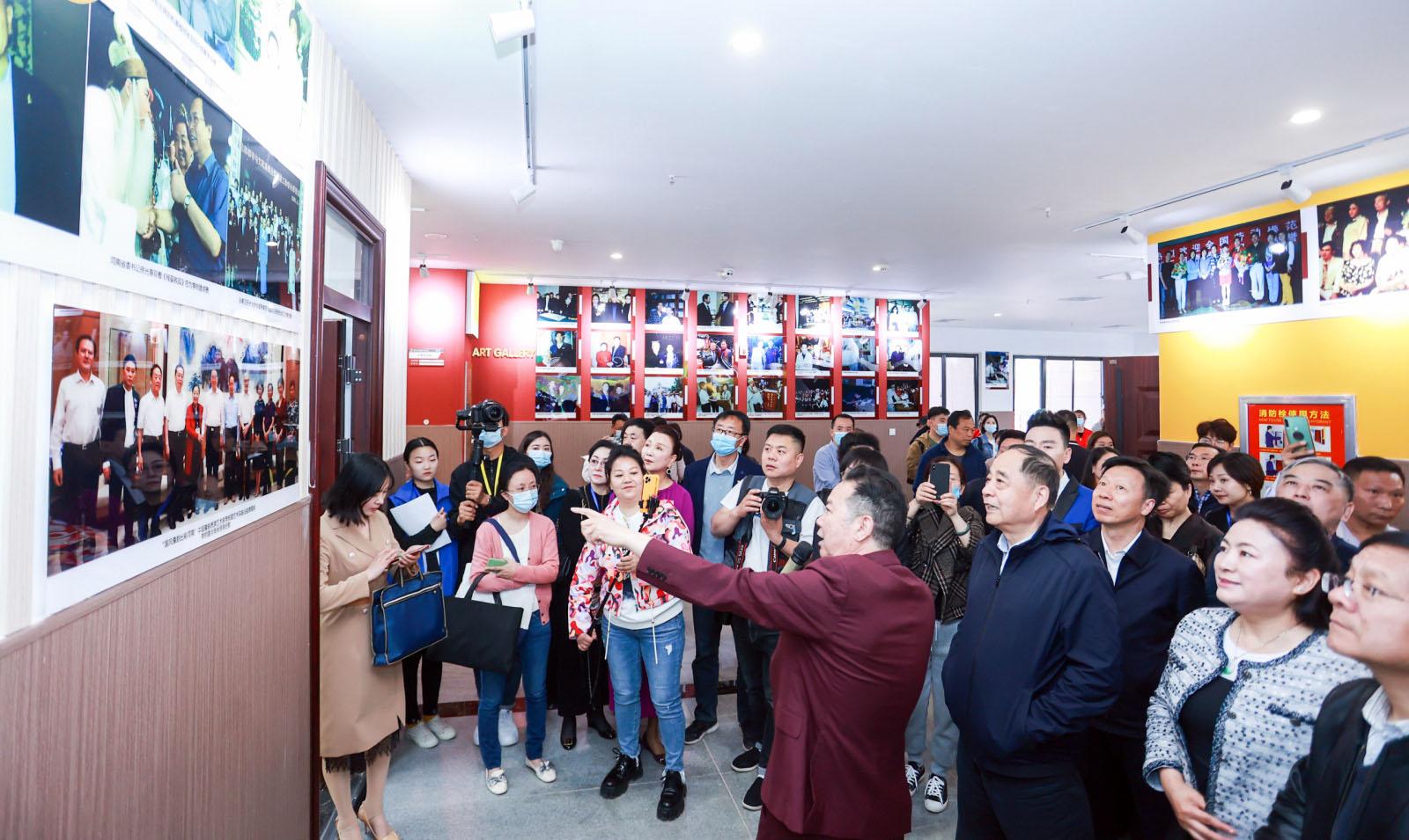 馬金鳳戲曲藝術博物館在洛陽開館