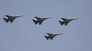 俄军空袭叙境内极端组织基地 消灭约200名武装人员
