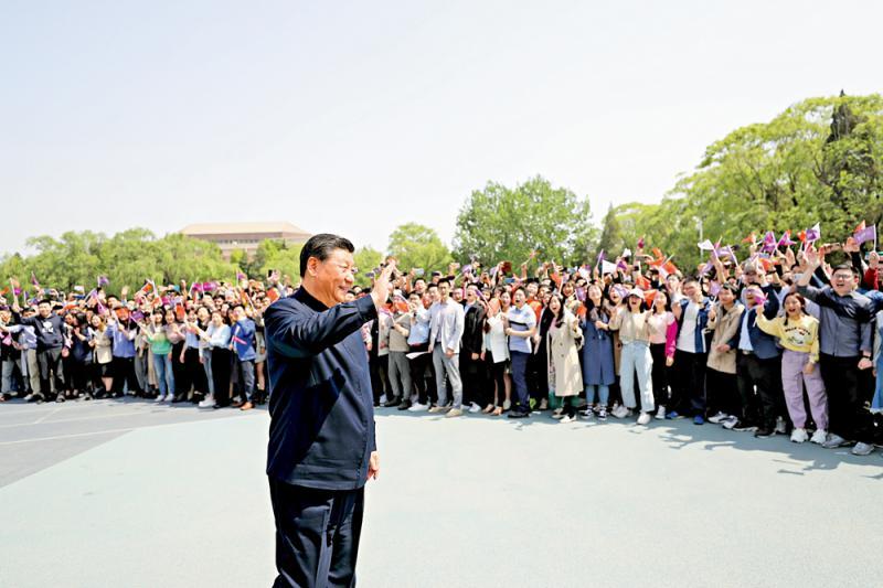 """""""中国教育是能够培养出大师来的"""""""