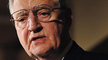 美媒:美国前副总统蒙代尔去世 享年93岁
