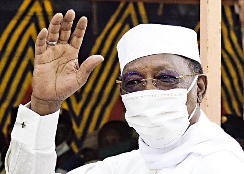乍得总统命丧前线