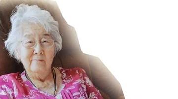 孙中山孙女孙穗华在美国加州逝世 享年96岁