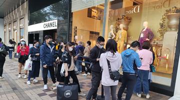 中国奢侈品销售额达4116亿,逆市增长48%