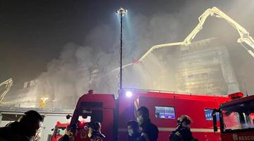 上海金山廠房火災致8人遇難 當地被要求提級調查